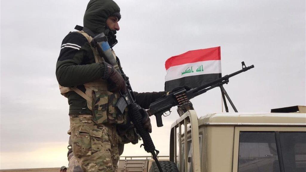 إستهداف مطار بغداد بطائرة مسيرة والمنظومة الدفاعية الأميركية تفشل بالتصدي