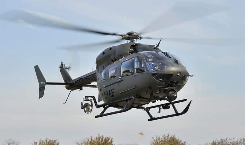 إيرباص تفوز بصفقة 119 مليون دولار لدعم طائرة هليكوبتر تابعة للجيش الأمريكي UH-72