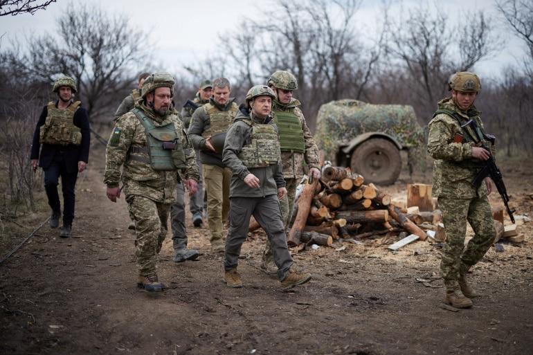 أمريكا تقدم مساعدات عسكرية لأوكرانيا بـ 150 مليون دولار