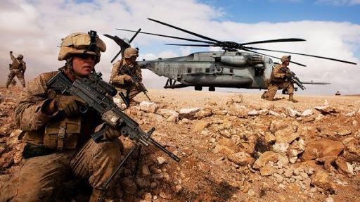 أنطلاق أكبر المناورات العسكرية في إفريقيا على أرض المغرب بمشاركة أمريكية