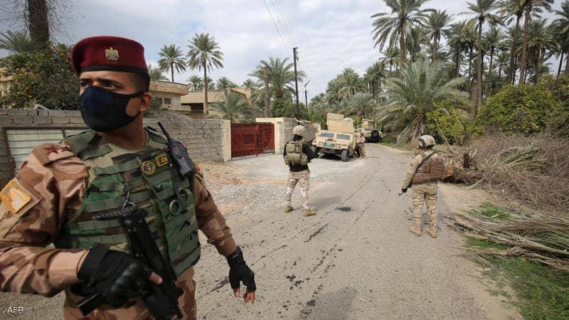 الجيش العراقي يحبط عملية إدخال مواد متفجرة للعراق عبر الحدود السورية