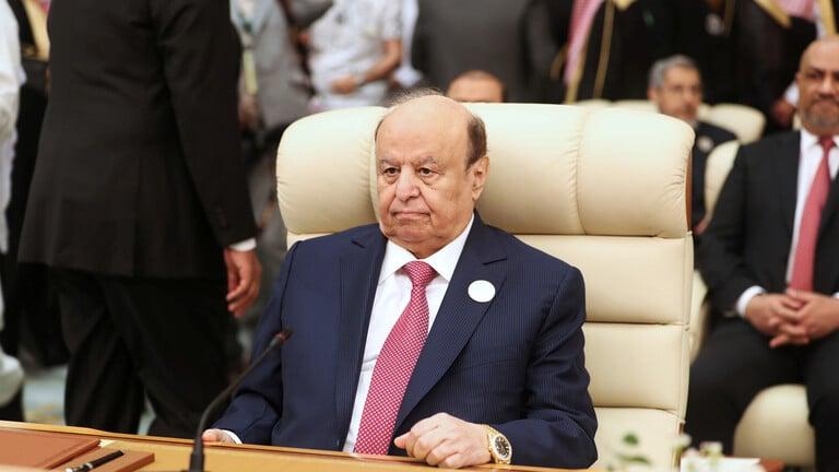 رسالة إلى الجيش المصري من الرئيس اليمني