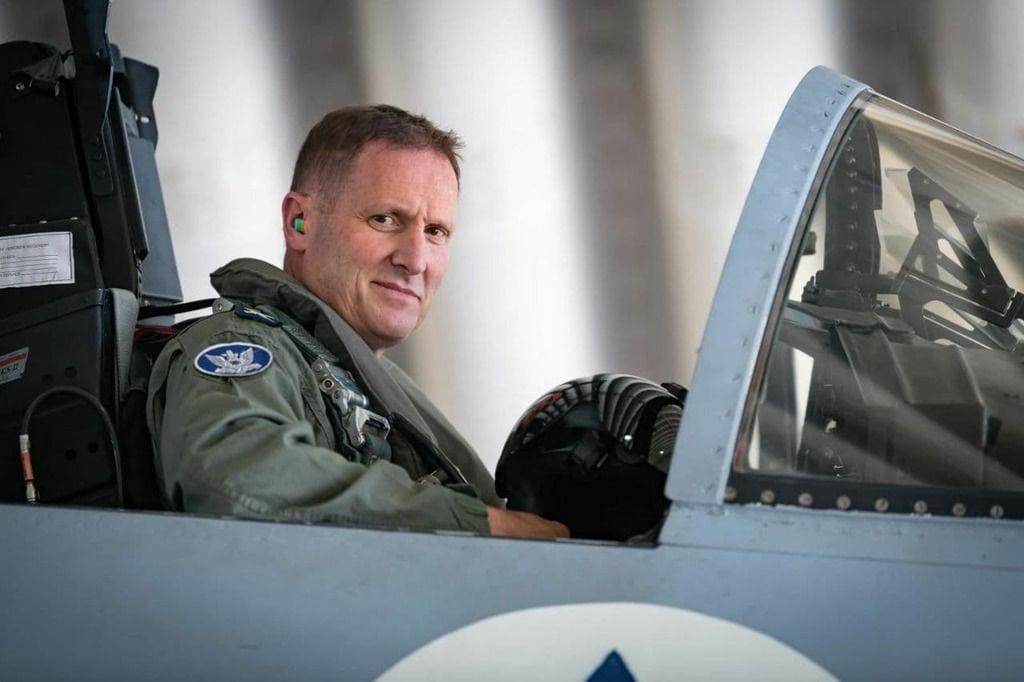هل يبدأ قائد سلاح الجو الإسرائيلي الجديد مهمته بضربة جوية لإيران؟