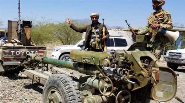 الجيش اليمني يجري عمليات نوعية في جبهات بتعز
