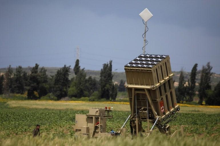القبة الحديدية تتجه إلى تجربة الدفاع الصاروخي في غوام