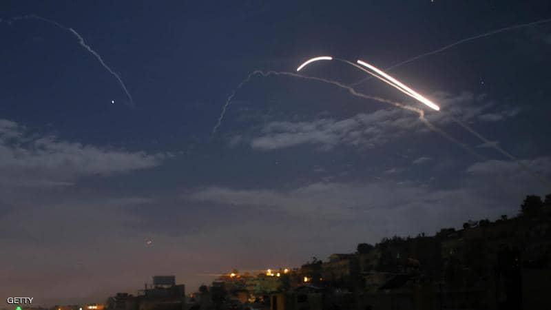 هجوم إسرائيلي على مدينة تدمر السورية يوقع خسائر بشرية