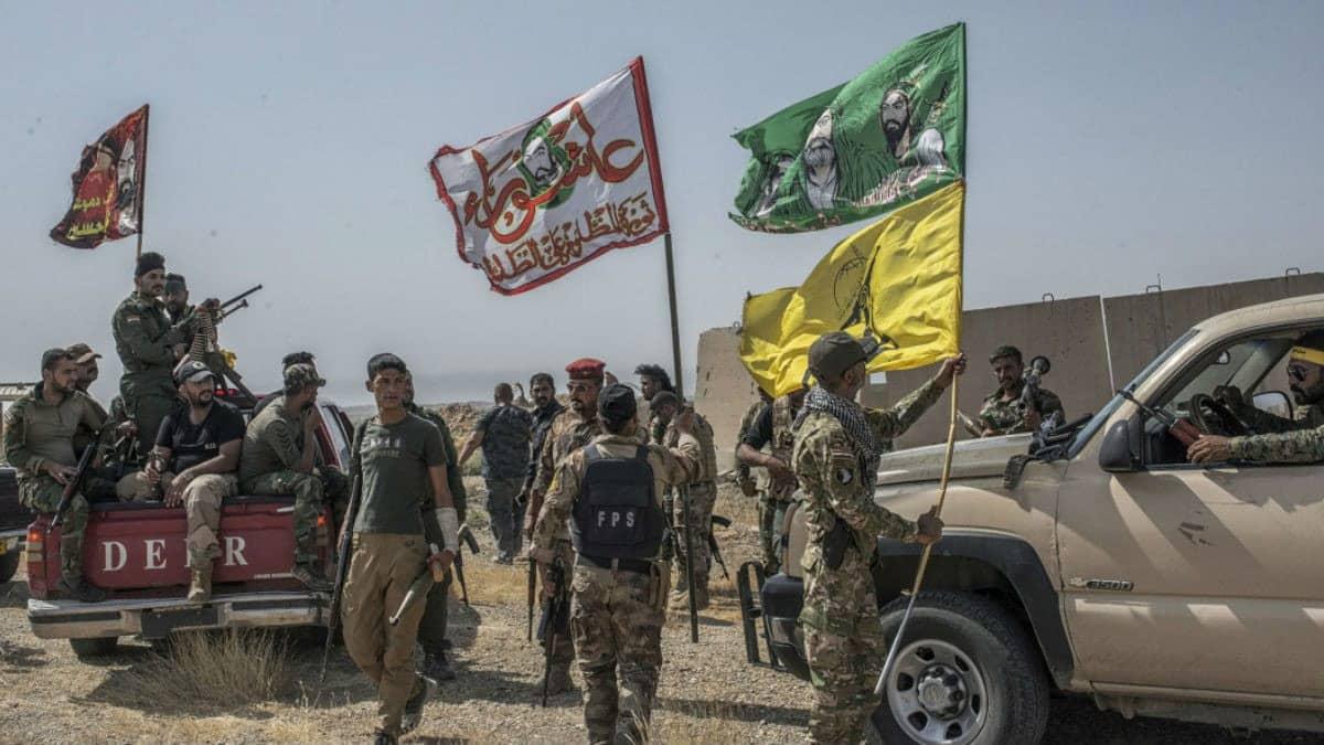 إيران توسع نفوذها العسكري في مدينة البوكمال السورية الإستراتيجية