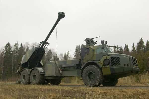 نظام المدفعية Archer أكمل بنجاح تقييم إطلاق النار للجيش الأمريكي