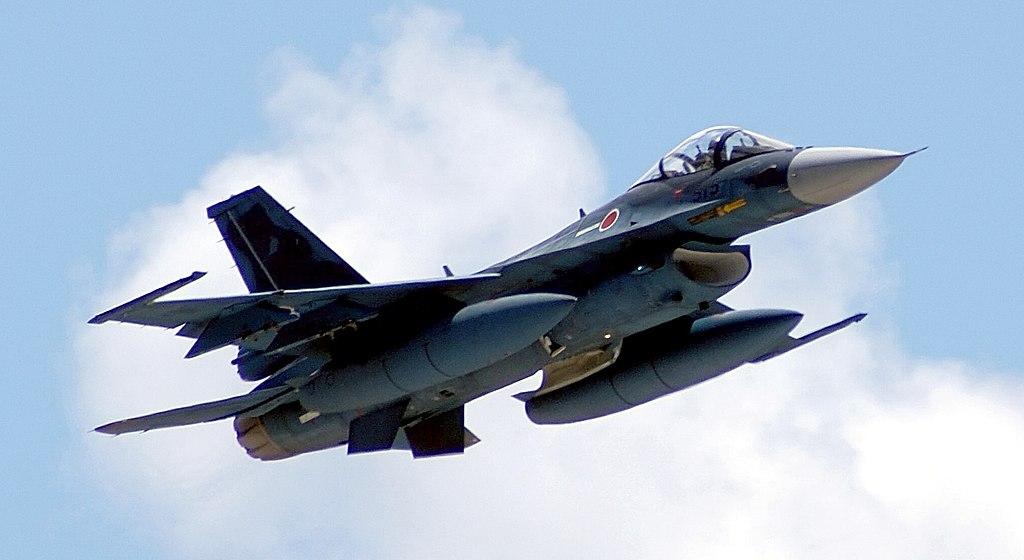 مقاتلة يابانية تتعرض لحادث خطير إثناء محاولة إعتراض طائرة روسية