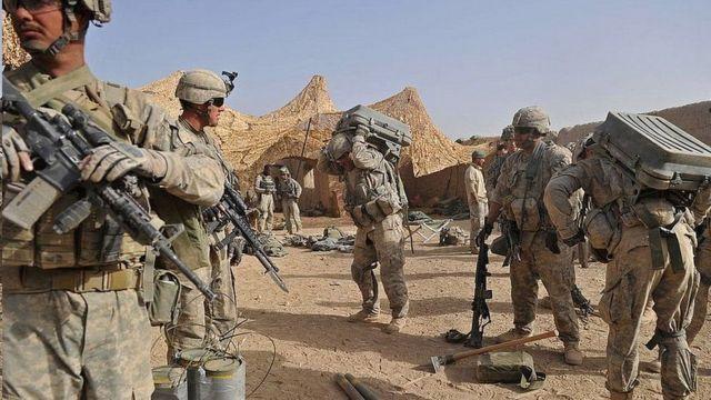 أمريكا غير جاهزة لمحاربة الإرهاب من أفغانستان