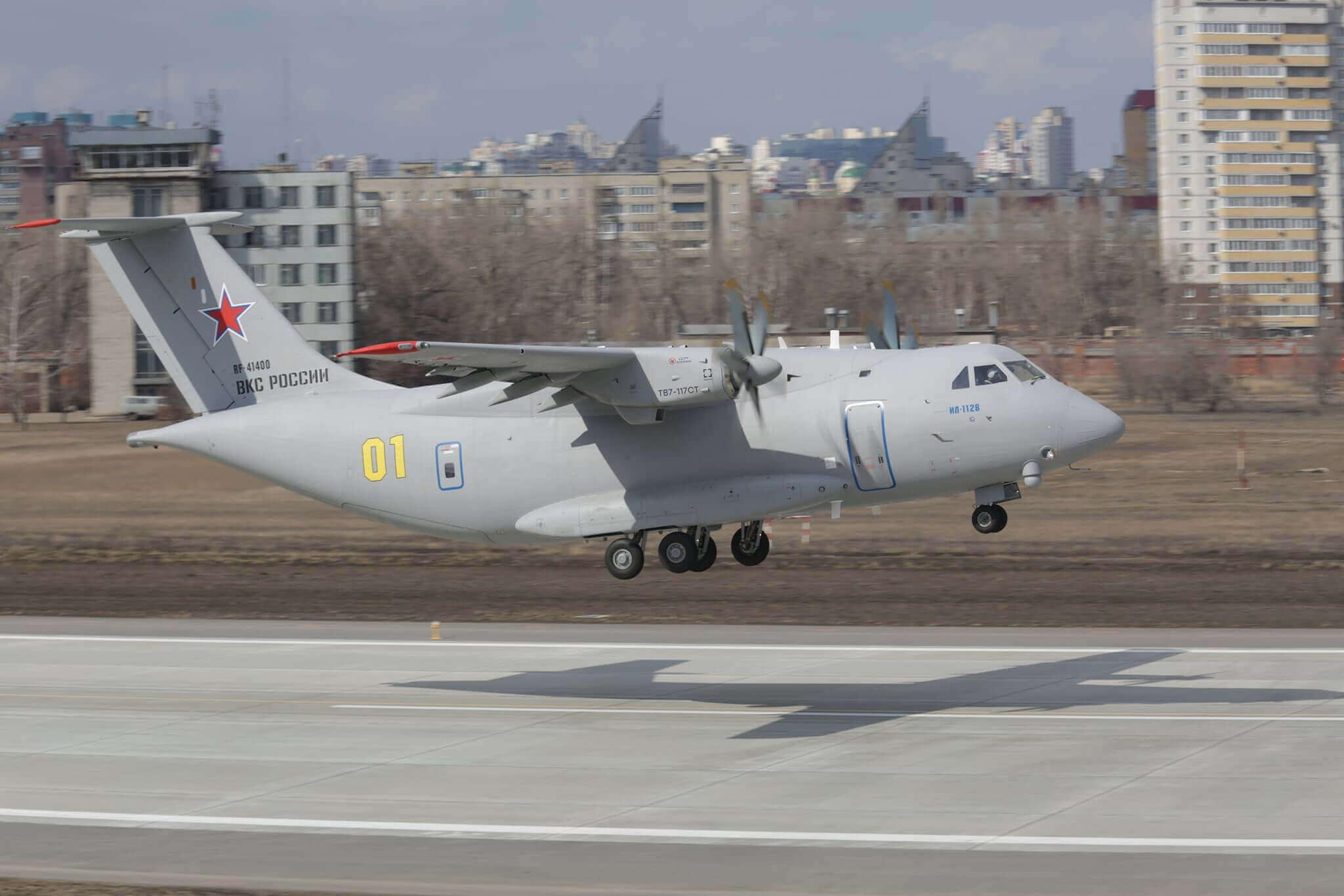 تعرف على طائرات النقل الروسية الجديدة Ilyushin ..صعوبات وعيوب