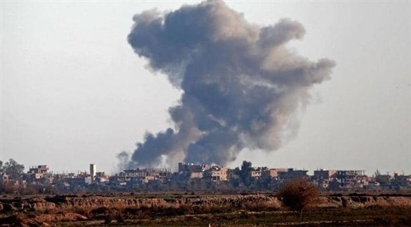 إسرائيل تستهدف مطار التيفور العسكري وتوقع إصابات بصفوف الجيش السوري