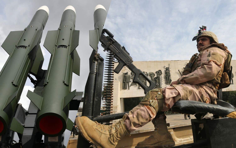 العراق يسعى لشراء نظام دفاع جوي جديد