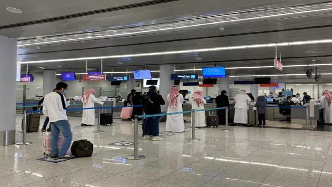 إدانة للهجوم الحوثي على مطار أبها والتحالف يدمر موقع إطلاق المُسيرة