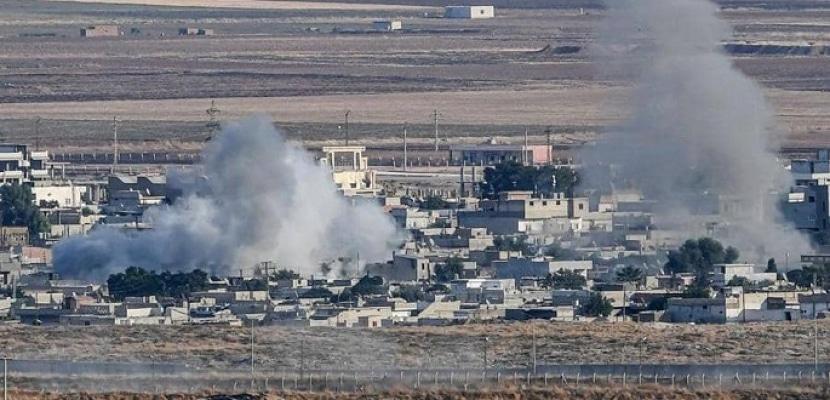 مقتل جندي تركي في قصف متبادل مع فصائل كردية شمال سوريا