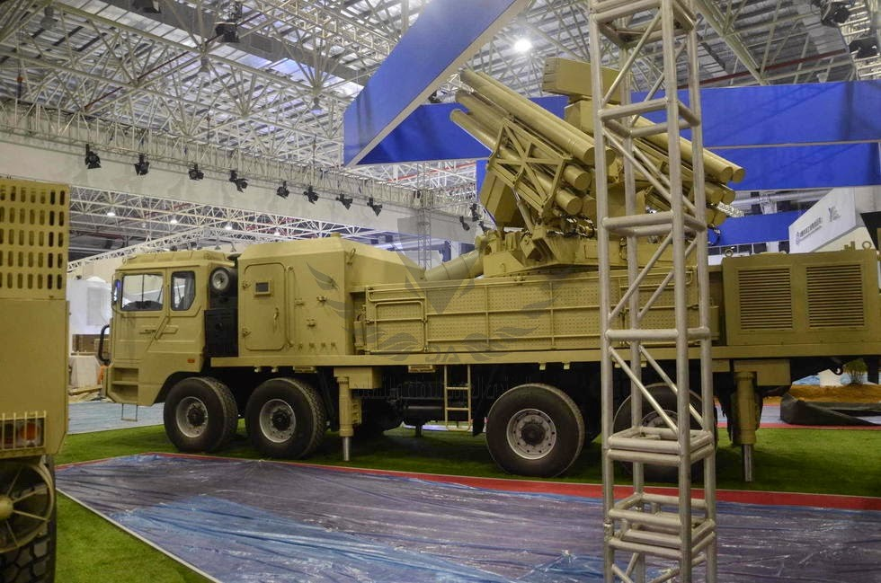 SkyDragon-12 Surface-to-Air Missile System china PLA army air force pakistan iran export missi...jpg