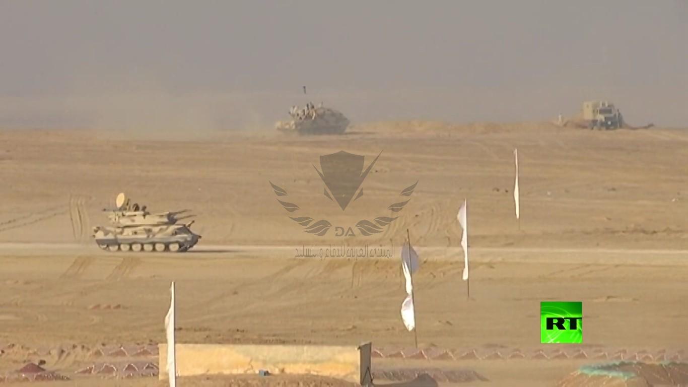 تدريبات  سهم الصداقة -2019  الروسية المصرية تواصل فعالياتها[(003266)2020-10-15-22-32-18].JPG