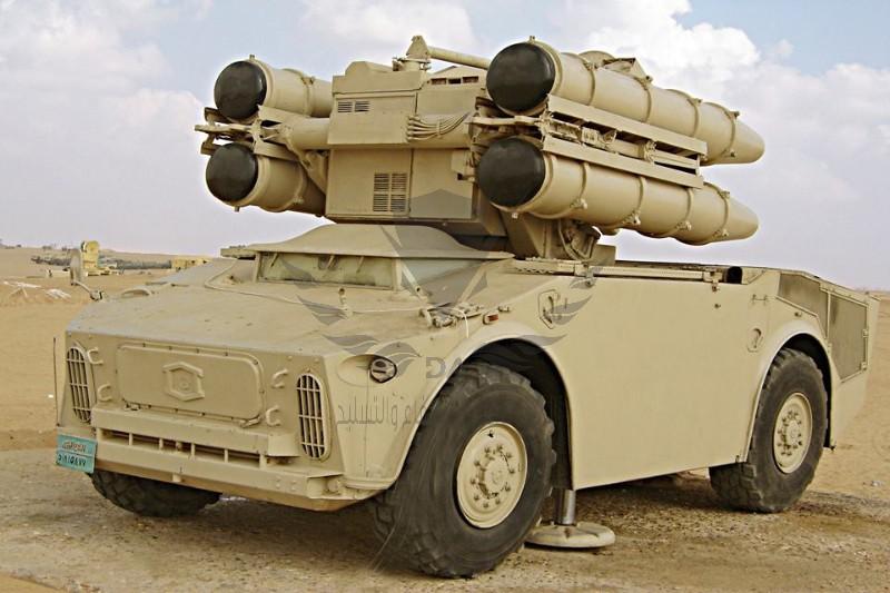 تعرف على منظومة صواريخ الـ «كروتال» العاملة في الدفاع الجوي المصري.jpg