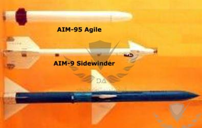 الصاروخ الأمريكي جو - جو سيئ الحظ ( AIM-95 Agile ) وقصة دفنه قبل ان يكتمل