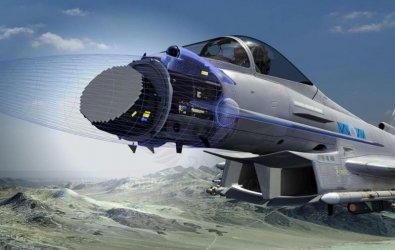 الرادار من الجيل التالي ECRS-Mk2 لمقاتلات Eurofighter Typhoon