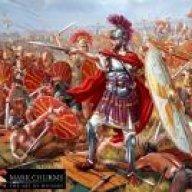 القيصر الروماني.